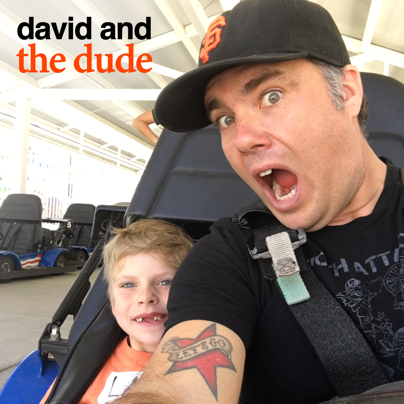 David and The Dude