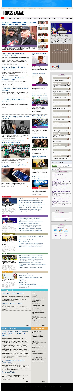 Zaman Online at Saturday May 5, 2012, 11:15 a.m. UTC